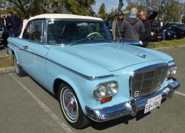 Classic Cars And Coffee Uwa